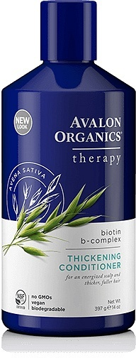 Avalon Biotin B Complex Thick Conditioner 400ml