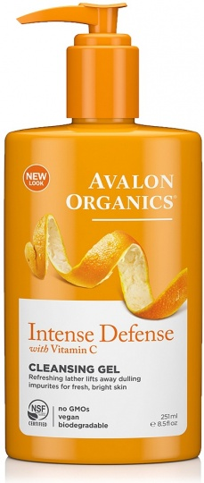 Avalon Vit C Refreshing Facial Cleanser 250ml