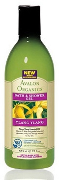 Avalon Bath & Shower Gel Ylang Ylang 350ml