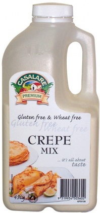 Casalare Crepe Mix 450g