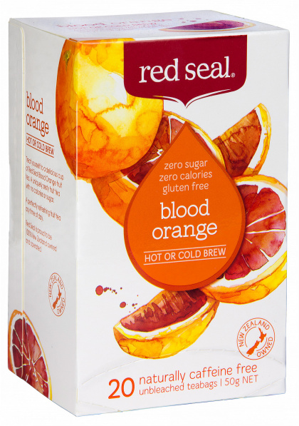 Red Seal Blood Orange 20Teabags