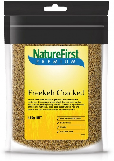 Natures First Freekeh Cracked 425g