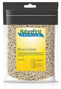 Natures First Bran Cereal 400g