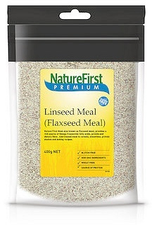 Natures First Linseed Meal 400gm