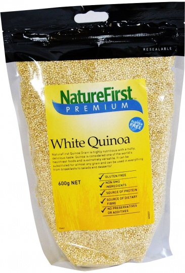Natures First Quinoa White 600g