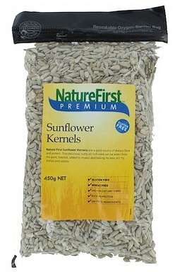 Natures First Sunflower Kernels 450g