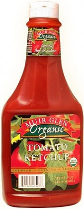 Muir Glen Tomato Ketchup 680ml