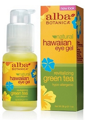 Alba Hawaiian Green Tea Eye Gel 30ml