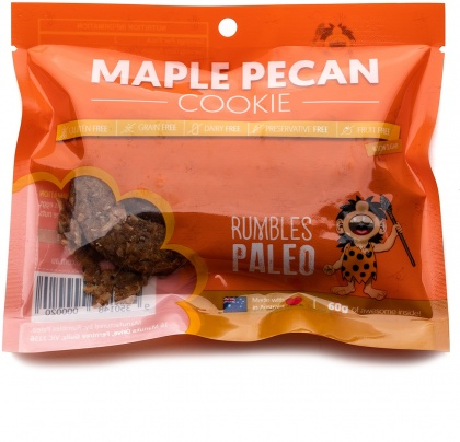 Rumbles Paleo Mammoth Mounds Maple Pecan  60g