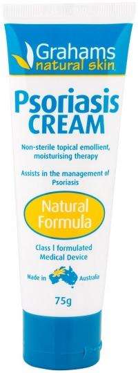 Grahams Psoriasis Cream Class I MD 75g