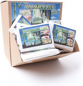 Bambooee Reusable Bamboo Towel Extra Thick 36 Piece