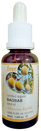 Love Oils Organic Baobab Seed Oil 30ml