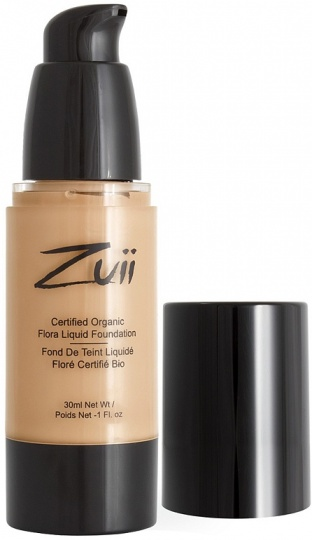 Zuii Flora Liquid Foundation Olive Medium 30ml