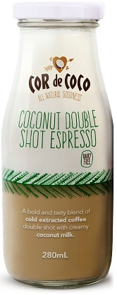 Cor de Coco Coconut Double Espresso Shot 6x280ml