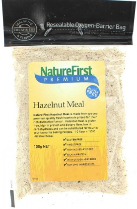 Natures First Hazelnut Meal  100g