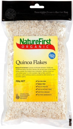 Natures First Organic  Quinoa Flakes250gm