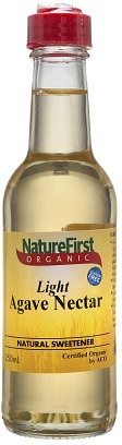 Natures First Organic Agave Light 250ml