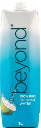 Beyond pure coconut water