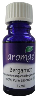Aromae Bergamot Essential Oil 12mL