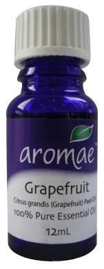 Aromae Grapefruit Essential Oil 12mL