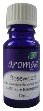 Aromae Rosewood Essential Oil 12mL