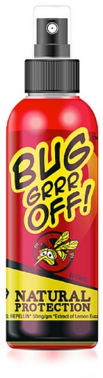 Bug-Grrr Off Regular Pest Protection125ml