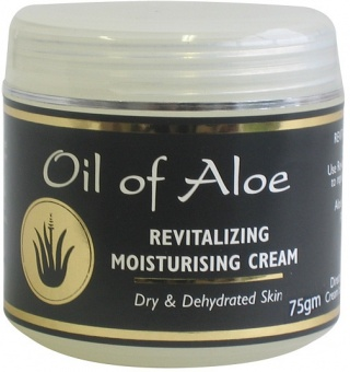 Oil of Aloe Revitalizing Moisturising Cream 75g