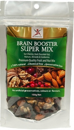 Dr Superfoods Brain Booster Super Mix 150g