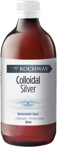 Way to Life Colloidal Silver 200ml