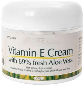 Tri-Natural Vitamin E Cream 250gm