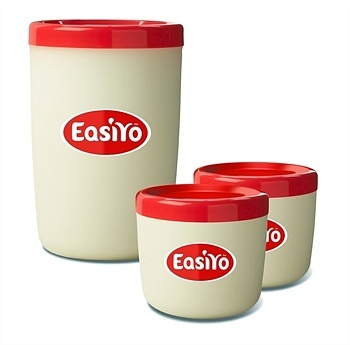 Easiyo New Yogurt 1xJar + 2 Lunchtakers