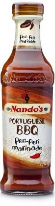 Nandos Port'gs/Bbq Marinade 270g