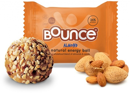 Bounce Almond Protein Balls  12x40g