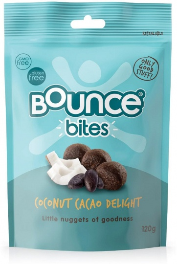 Bounce Coconut Cacao Bites 120g