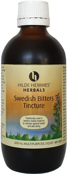 Hilde Hemmes Swedish Bitters - Tincture 200ml
