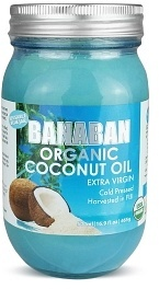 Banaban Organic Extra Virgin Coconut Oil  500ml