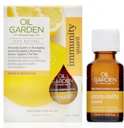 Oil Garden Immunity Guard Oil 25ml