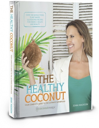 Coconut Magic The Healthy Coconut Book