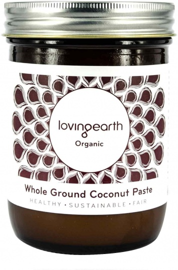 Loving Earth Whole Ground Coconut Paste 450g