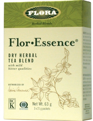 Flora Flor-Essence Dry Cleansing Tea 63g
