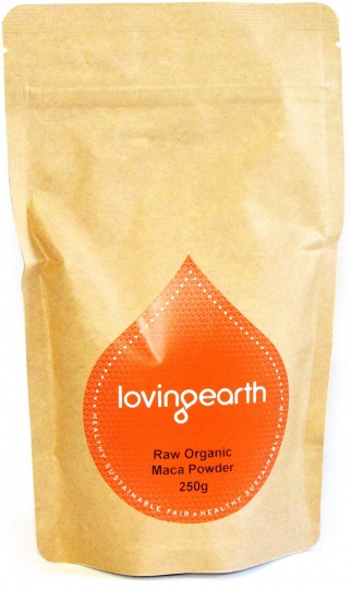 Loving Earth Maca Powder 250g