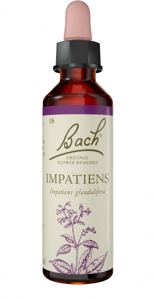 Bach Flower Impatiens 10ml