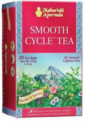 Maharishi Smooth Cycle 20 Teabags