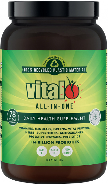 Vital Greens Total Daily Supplement 1Kg