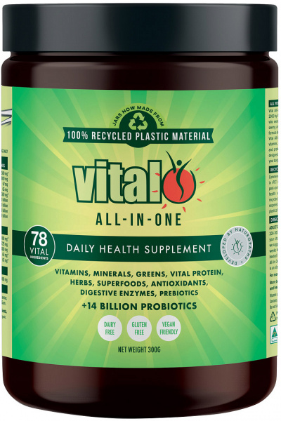 Vital Greens Total Daily Supplement 300g