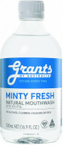 Grants Xylitol Natural Mouthwash 500ml