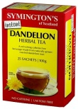 Symington's Dandelion Herbal Tea (25sachets)  100gm