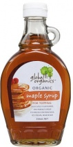 Global Organics Maple syrup - grade A 250ml