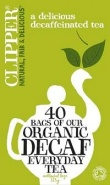 Clipper Organic Decaffeinated 40Teabags