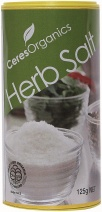 Ceres Organics Herb Salt 125g